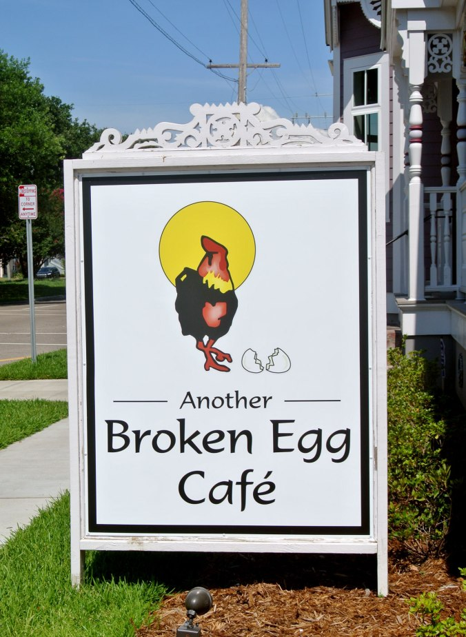 Welcome to Another Broken Egg Cafe!