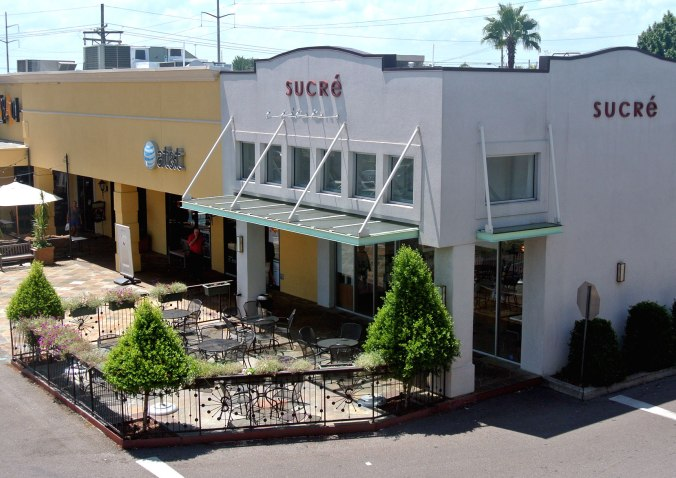 The Sucre in Metairie.